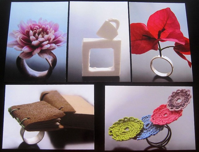 Ring-a-Day postcards