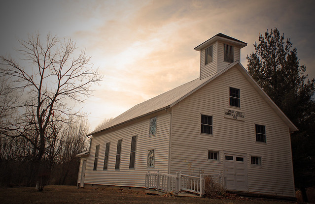 Old country church quot flickr photo sharing