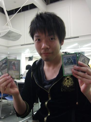 LMC Yoyogi 337th Champion: Yamamoto Yuichiro
