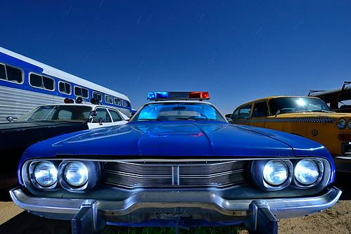 i shot the sheriff. mojave desert, ca. 2011.