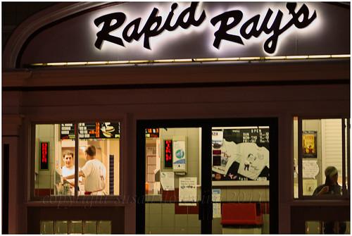 Rapid Rays