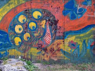 (123/365) Mural