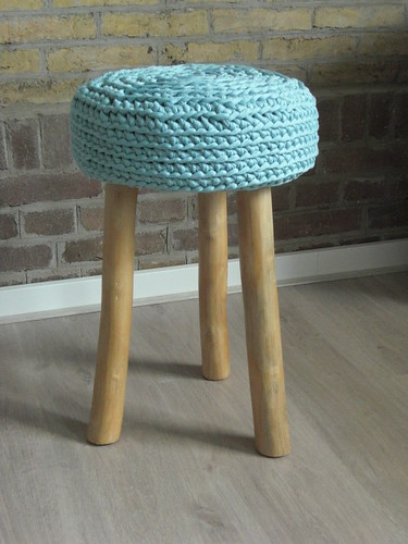 The Soft Ocean Stool!