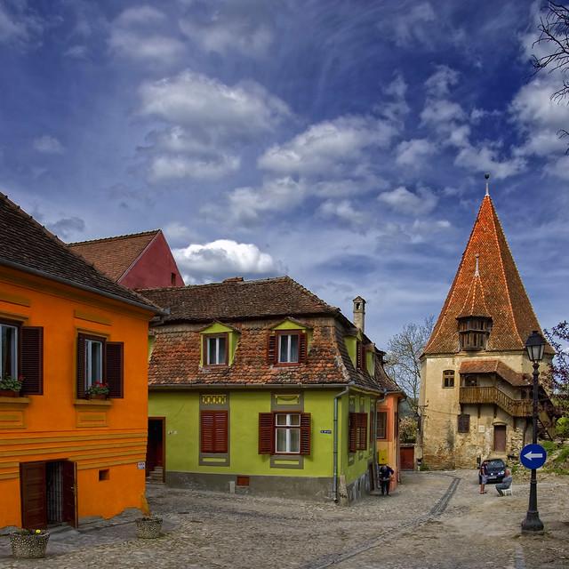 Sighisoara - Fairy Tale Town