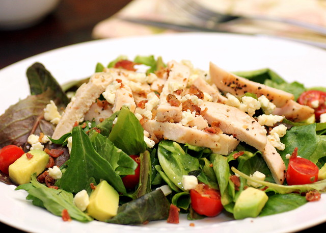 Chicken Cobb Salad | Flickr - Photo Sharing!