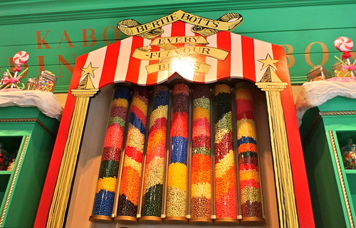Honeydukes: Bertie Bott's Every Flavour Beans