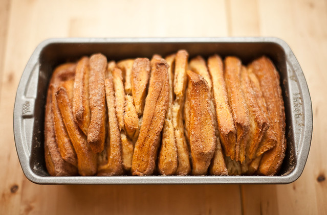 Cinnamon Pull-Apart Bread | Flickr - Photo Sharing!