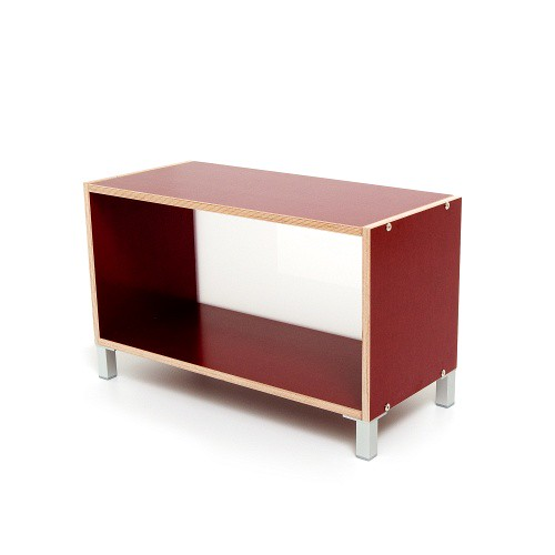 storage cube boksa plywood red regalsystem modul boksa multiplex rot flickr photo sharing. Black Bedroom Furniture Sets. Home Design Ideas