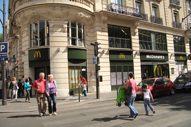 Mcdonald 39 s paris ledru rollin france flickr photo sharing - 77 avenue ledru rollin 75012 paris ...