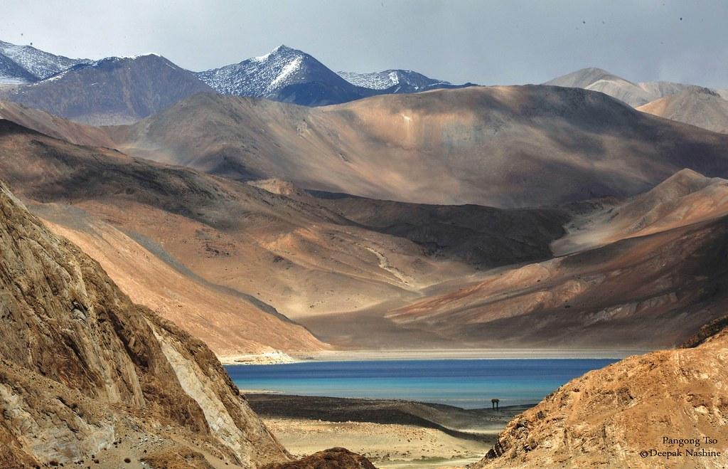 Pangong Tso ,Ladakh-India