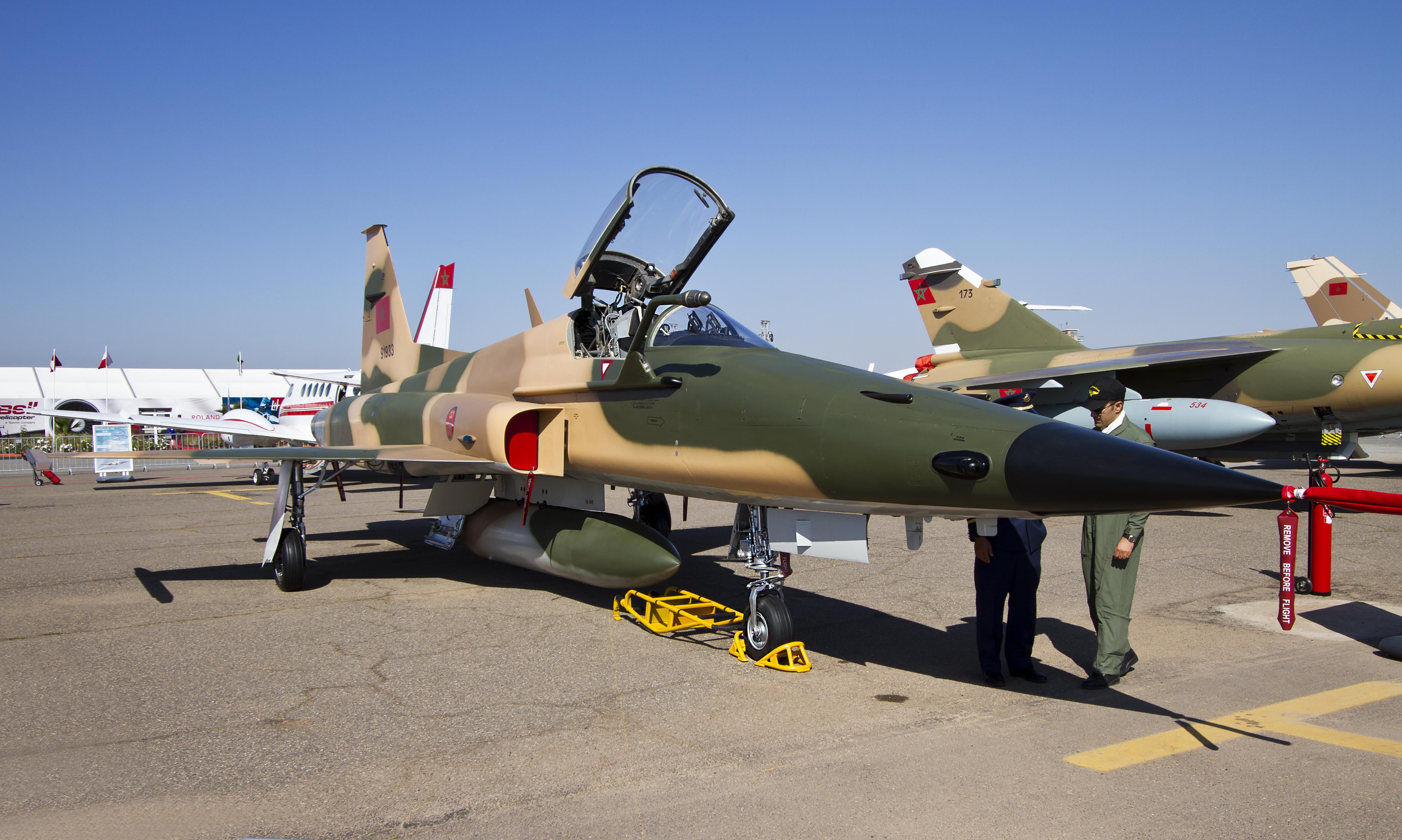 تصور المنتدى العسكري العربي لما تحتاجه القوات الجوية المغربية 14129328421_f43f206f96_o