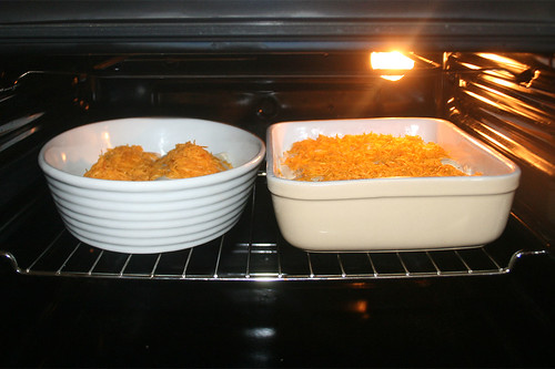 55 - Im Ofen überbacken / Bake in oven
