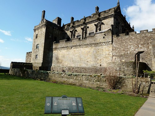 Royal Palace, Stirling Castle