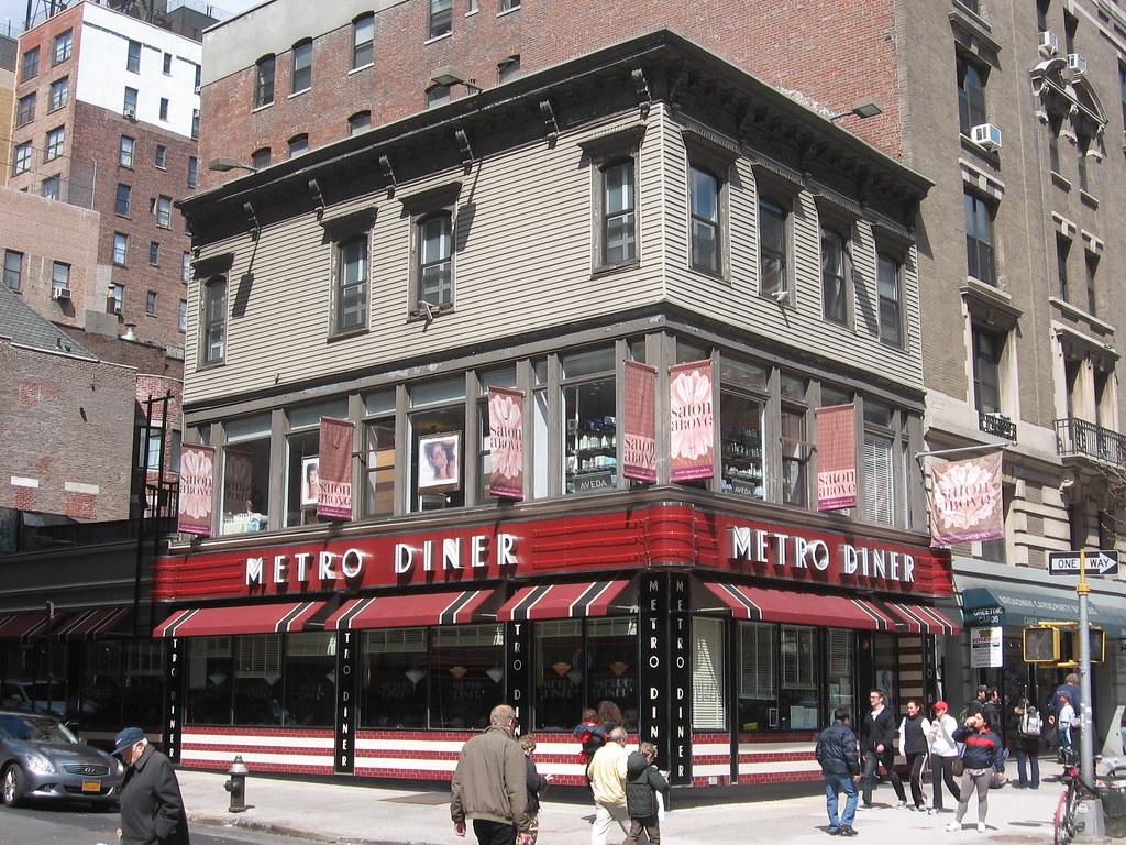 Metro Diner, Upper West Side