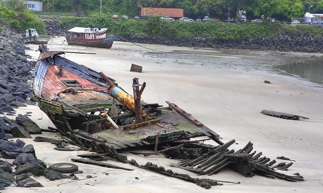 Puerto de Vacamonte, Panamá