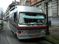 Vrij kamperen in de binnenstad van Amsterdam