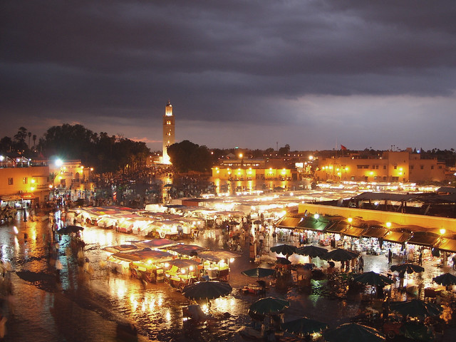 A photographer's Guide to Marrakech