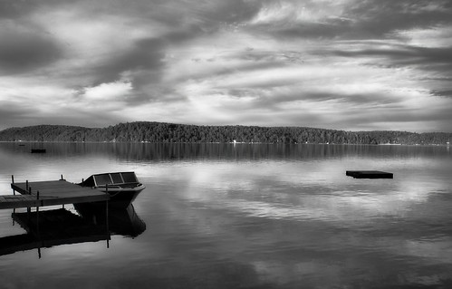 ontario canada clouds reflections boats landscapes nikon piers jetty lakes whites mountainlake minden beautifulclouds pinoy naturescapes landscapephotography d90 wetreflections handheldshot landscapemode blackandwhiteshots blackandwhiteimages aperturef80 blackandwhiteconversions setholiver1 18105mmnikkorlens circularpolarizers 0017secondexposure monochromesmonotonesbwblack