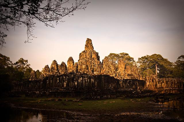 Cambodia Lost City