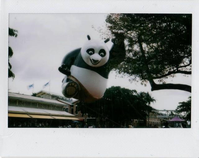 Kung Fu Panda Balloon Bayside Miami Flickr Photo Sharing