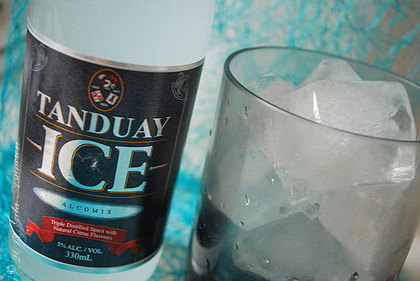 It is still my little space tanduay ice alcomix for Ice tropez alcohol percentage