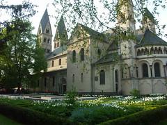 St. Kastor Basilika (St. Castor Basilica)