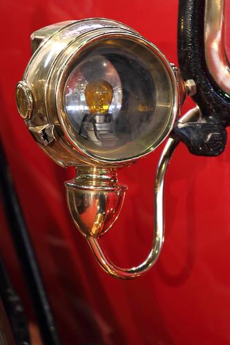 Opel Torpedo lights
