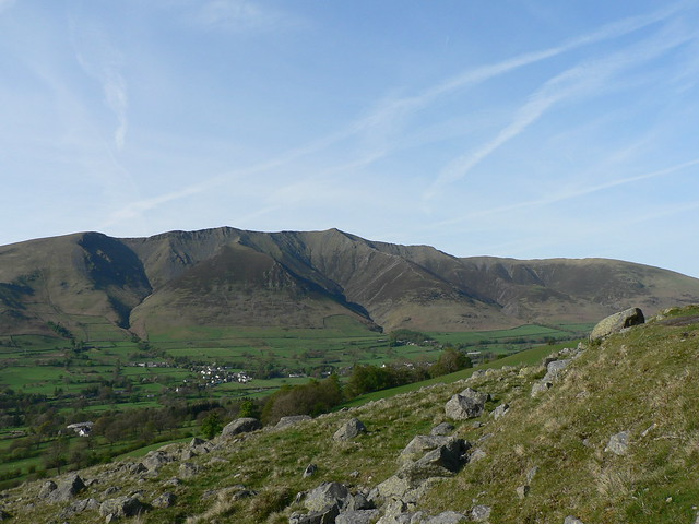 """view from Clough Head, one of the best relaxed walks around the Lake District, picture by Ricky Cosmos"""