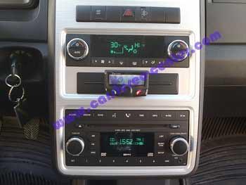 Magnum Avenger Nitro Grand Caravan 751052008 Panavise In Dash Mount Dodge Dakota