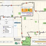 Illinois Half-marathon Course: Sat 2011.04.30