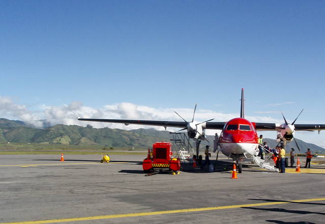 Avianca on Pasto Airport