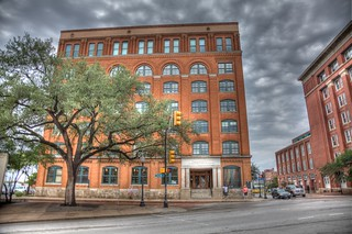 HDR Photo of Texas Book Depository