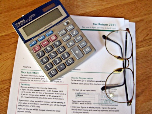 Tax Return and Calculator