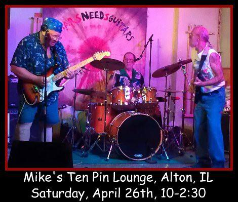 Mars Needs Guitars 4-26-14