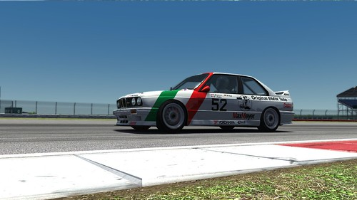 BMW E30 M3 Group A - Laffite-Grouillard- ETCC 1988 - Bigazzi - Assetto Corsa (2)