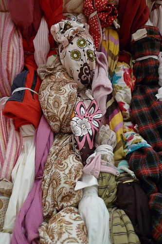 Edith Abeyta - Transversal Garment Manifestation No. 1 - detail 2 - Windward School