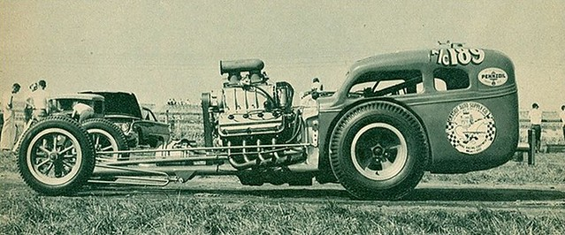 Bantam profile dragster