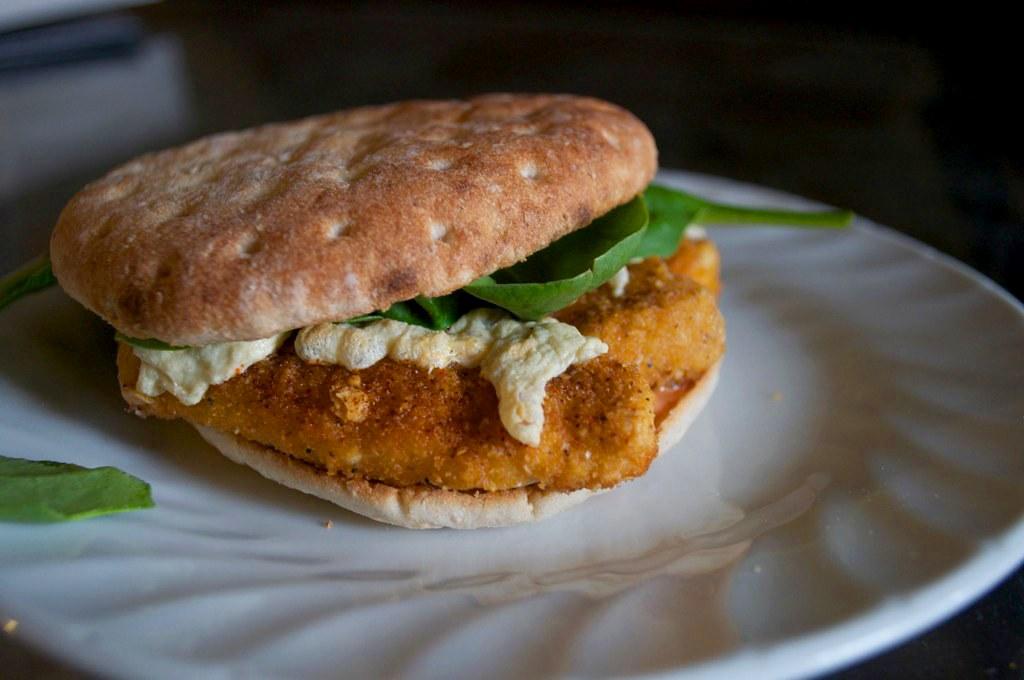 gardein sandwich