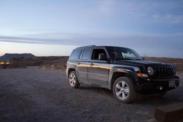 Big Bend Jeep Tours
