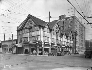 University District Apartments, 1928