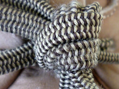 armour(0.0), rein(0.0), chain(0.0), textile(1.0), knot(1.0), rope(1.0),