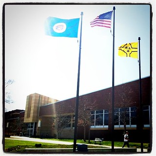 Beautiful campus!