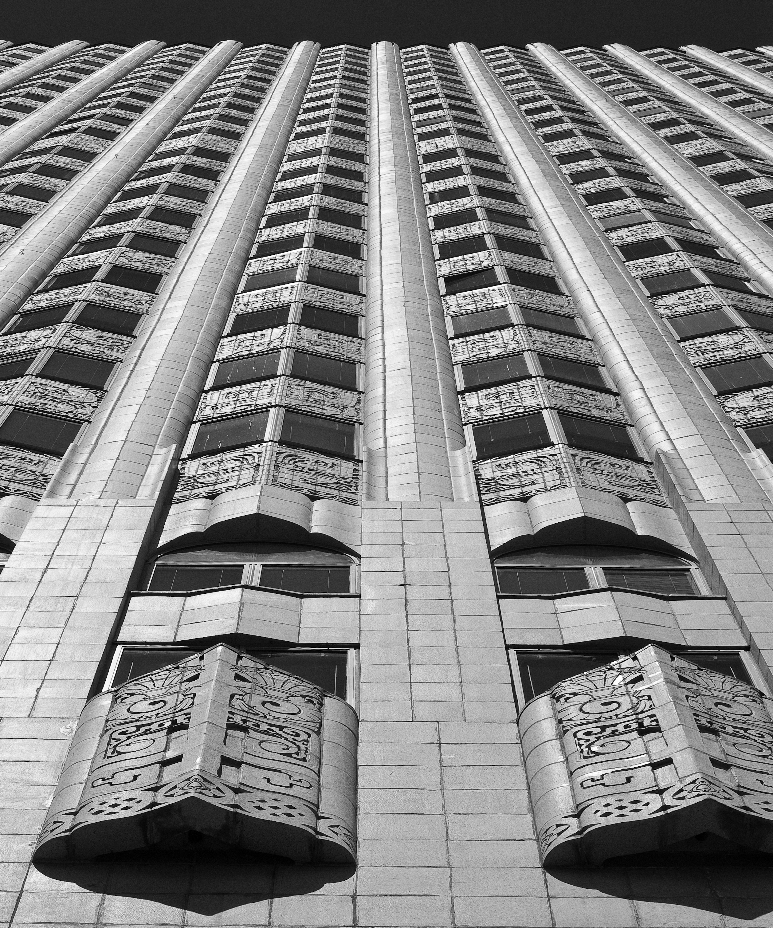 Neo mayan art deco medical building san francisco Deco san francisco
