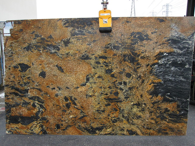 Granite Slabs Arizona Tile : Volcano granite cm block flickr photo sharing