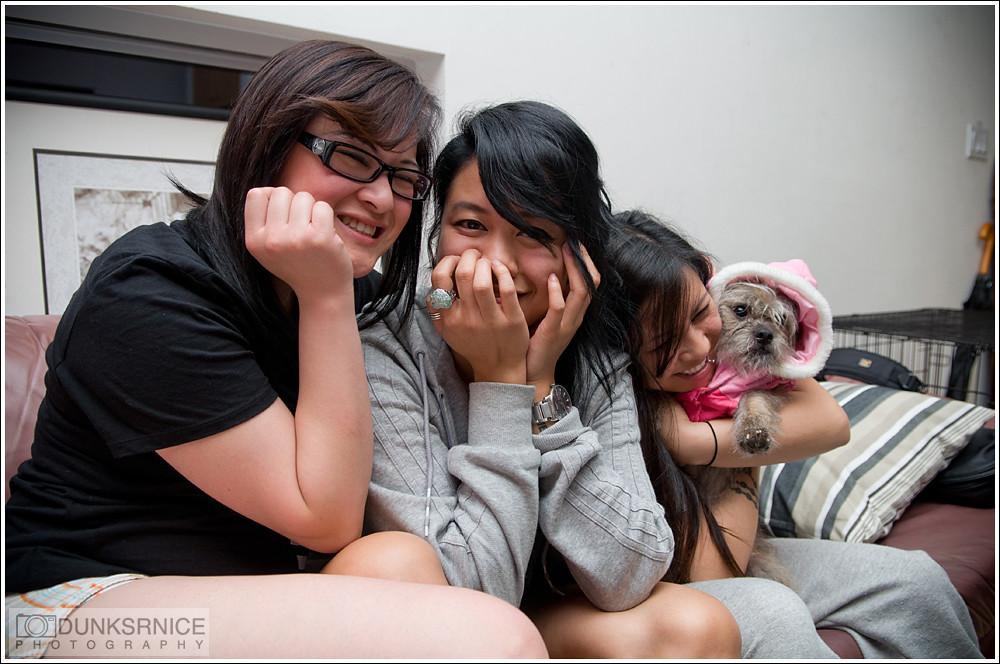 Lori, Shela, KJ, & Schmelly.