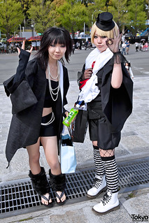 Japanese Visual Kei Girls