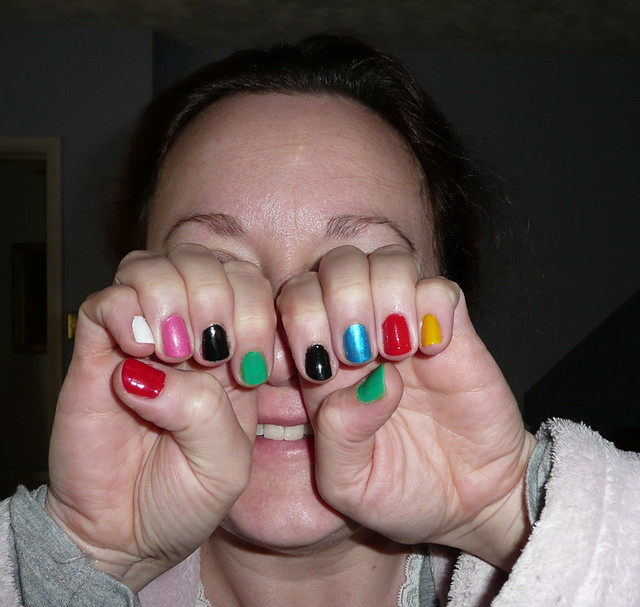 snooker nails 2011