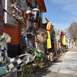 Obrázek Detroit Industrial Gallery. clarkpark heidelbergproject rooseveltpark michiganmunicipalleague detroitimages sunnydayindetroit brothersnatureproduce