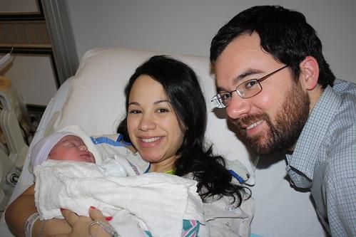 Baby James Born! 2011