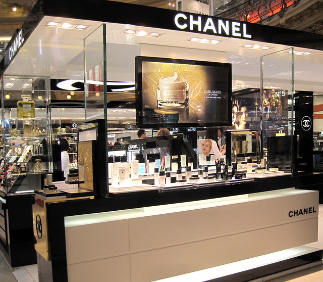 Galeries Lafayette - Chanel